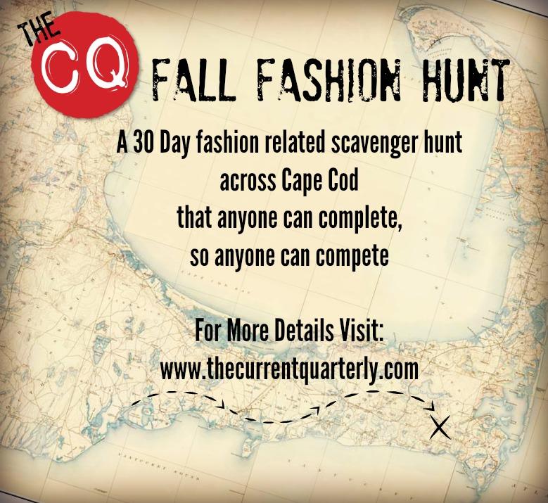 Fall Fashion Hunt Visual