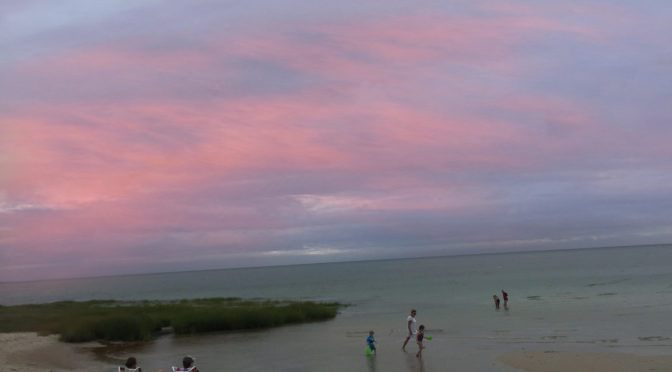 Summer, Shopping, & Sunsets: Orleans