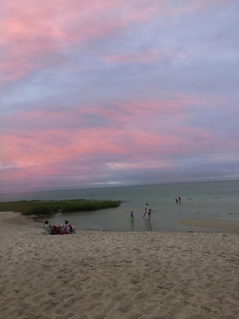 sunset orleans