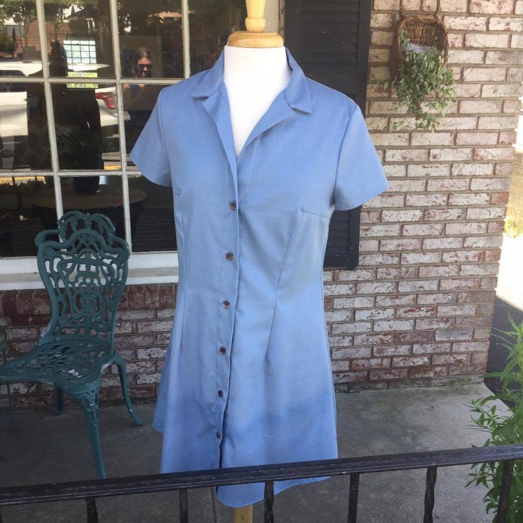 Rebecca Jean Shirt Dress