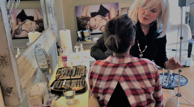 CQ Beauty Bar – Class is in session with Kimberly Richard