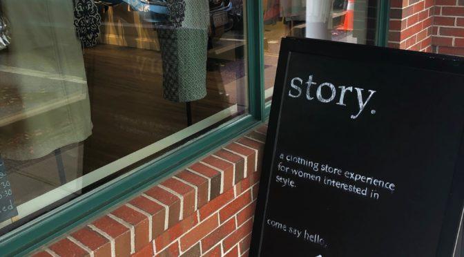 Shop Talk: Story Falmouth